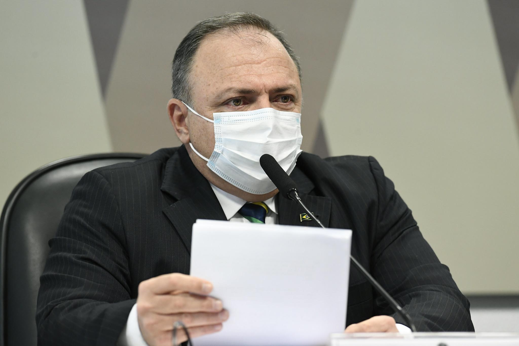 IMAGEM: Governo do Amazonas alertou sobre falta de respiradores um mês antes da crise de Manaus
