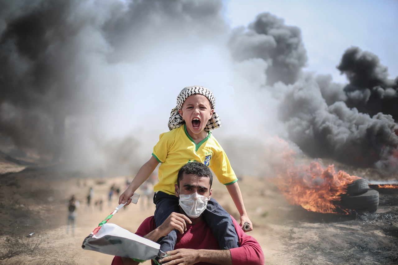 IMAGEM: Fatah e Hamas incitam violência contra israelenses