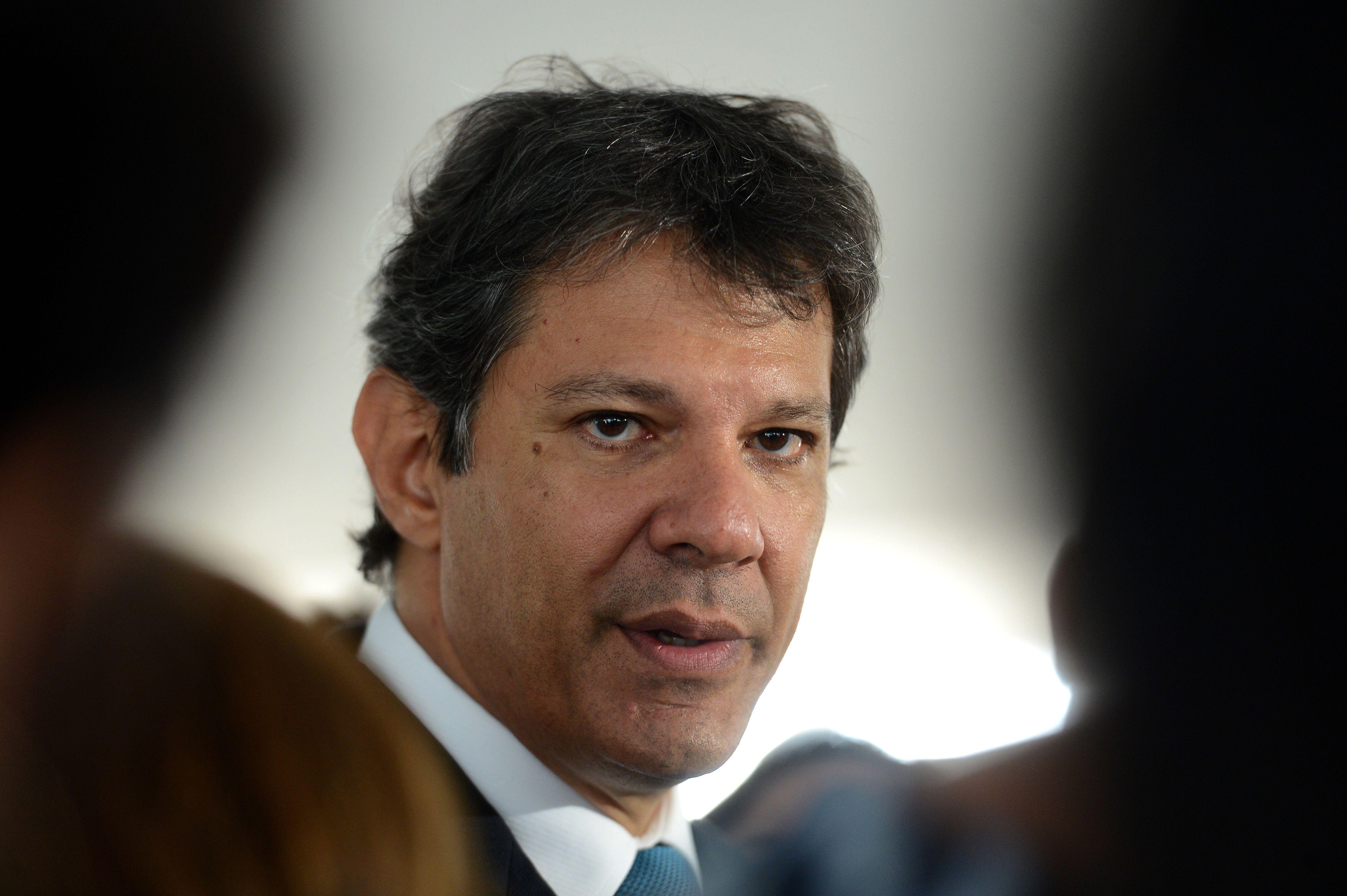 IMAGEM: Justiça Eleitoral de SP absolve Haddad de acusação de caixa dois