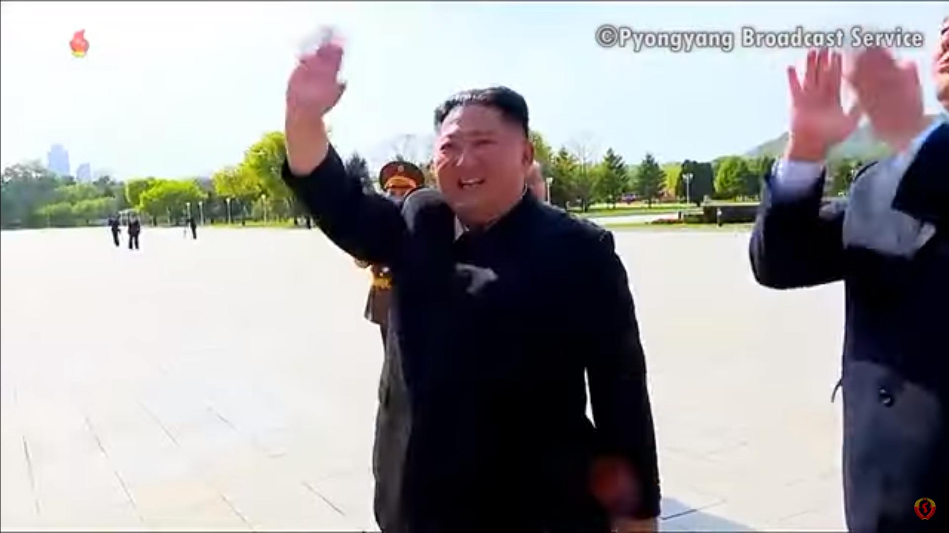 """IMAGEM: Coreia do Norte diz que discurso de Biden reflete """"política hostil"""""""