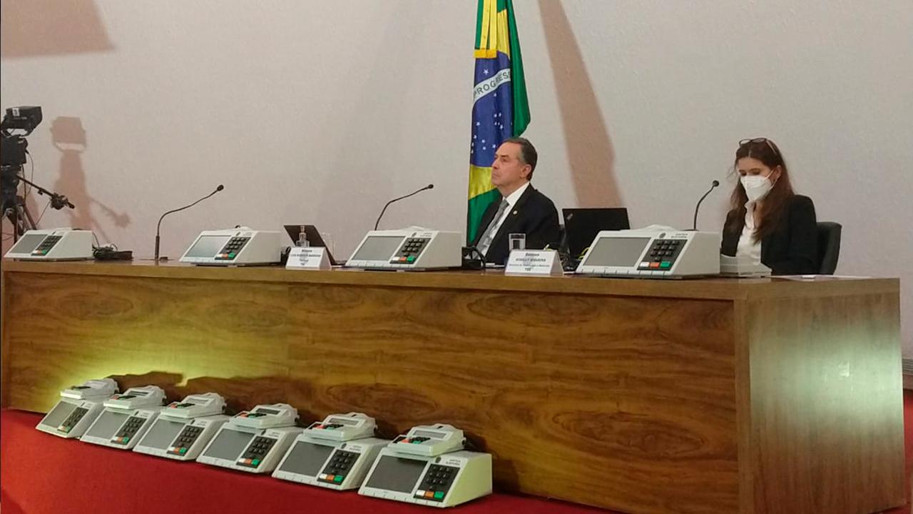 IMAGEM: TSE publica novas regras de teste de segurança das urnas
