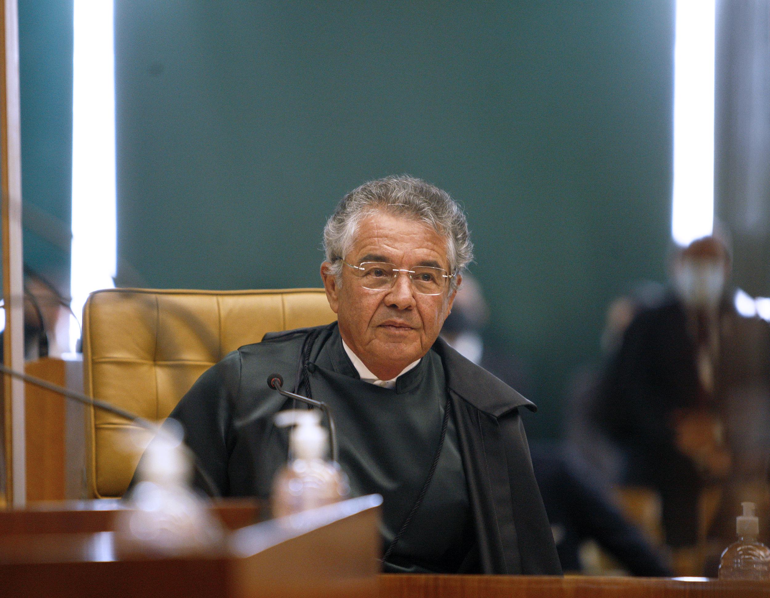 IMAGEM: Marco Aurélio mantém posicionamento contra participação sindical em demissões coletivas