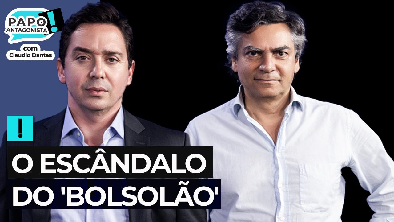O escândalo do Bolsolão
