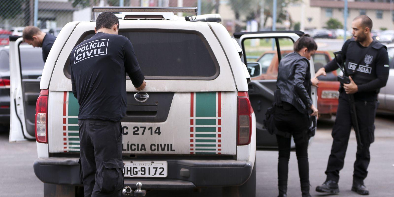 IMAGEM: Polícia do DF prende servidores do Detran por suspeitas de fraude