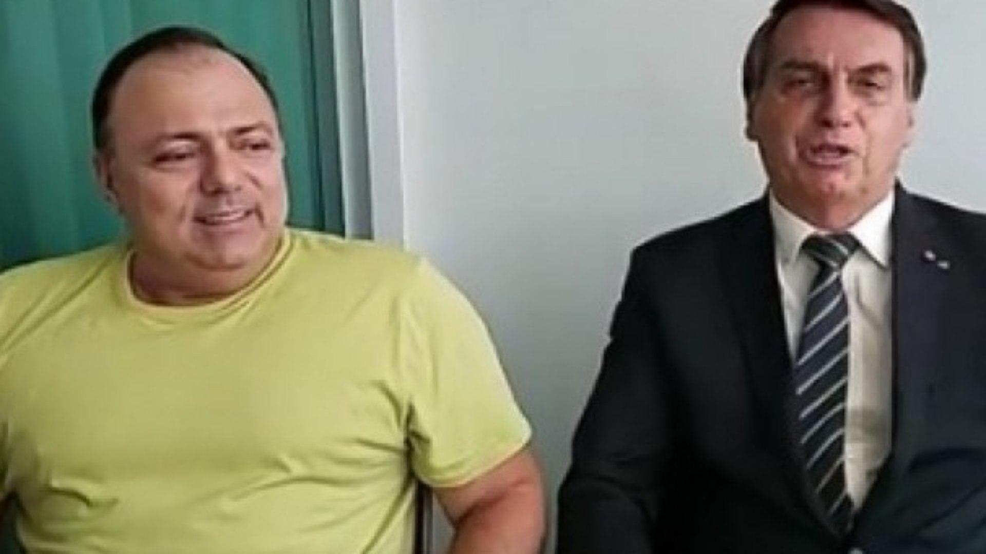 IMAGEM: Email mostra que Pfizer alertou Bolsonaro em março do ano passado