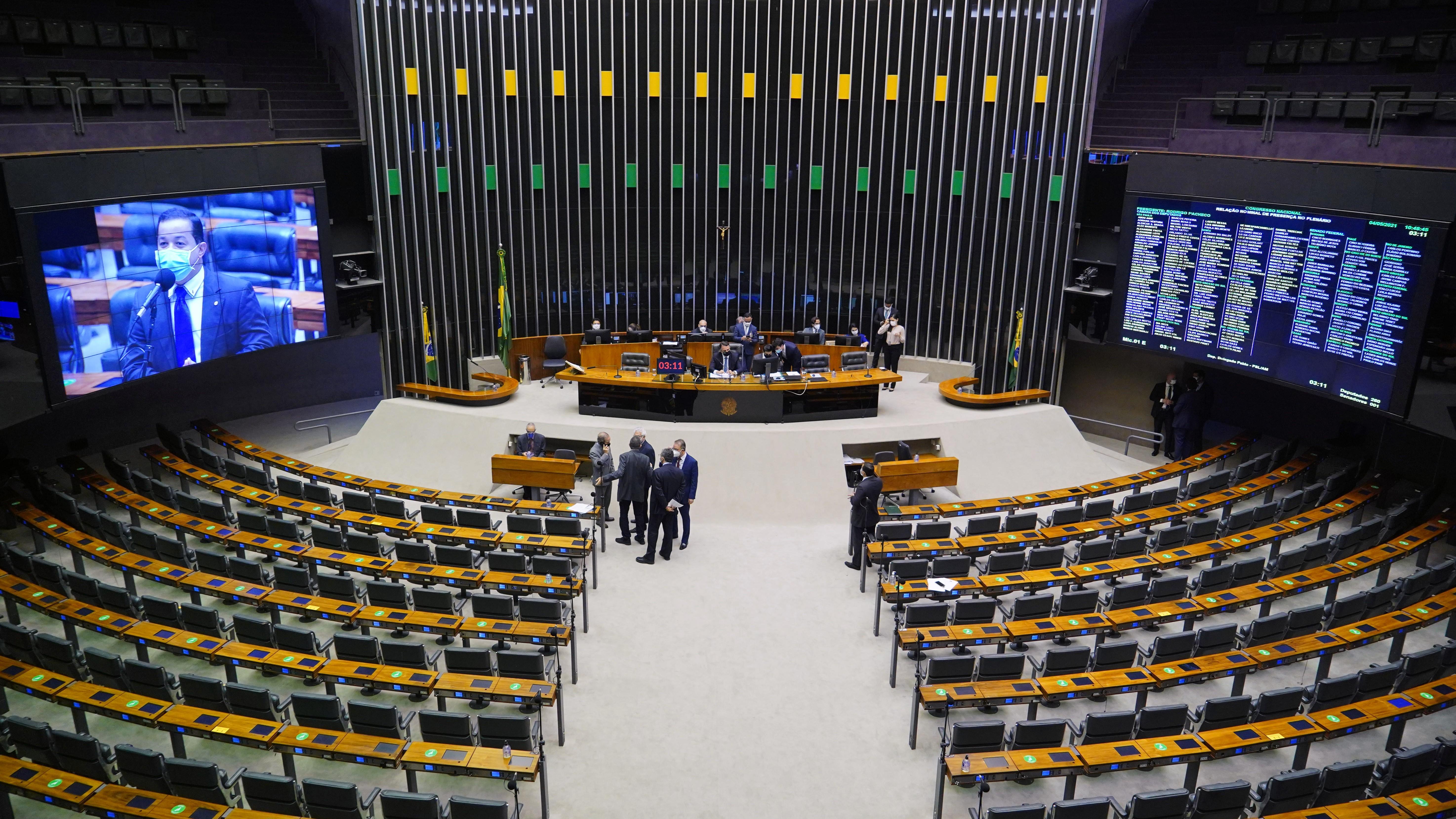 IMAGEM: Câmara derruba destaques e conclui afrouxamento da Lei de Improbidade