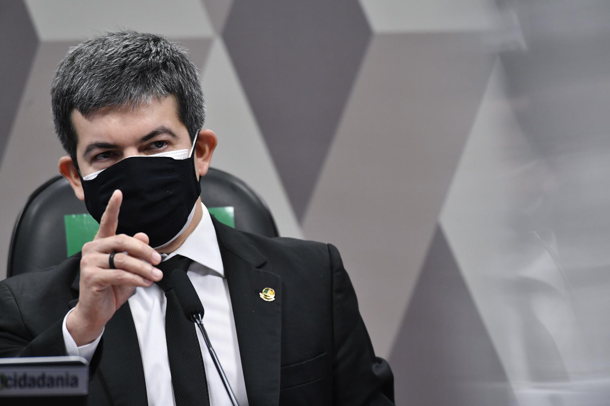 IMAGEM: Ex-superintendente da Saúde no Rio aciona STF contra quebras de sigilo