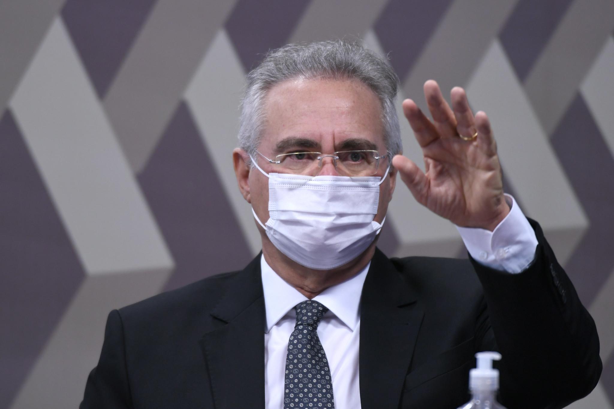 IMAGEM: O 'primo' de Renan pode perder vaga no STF