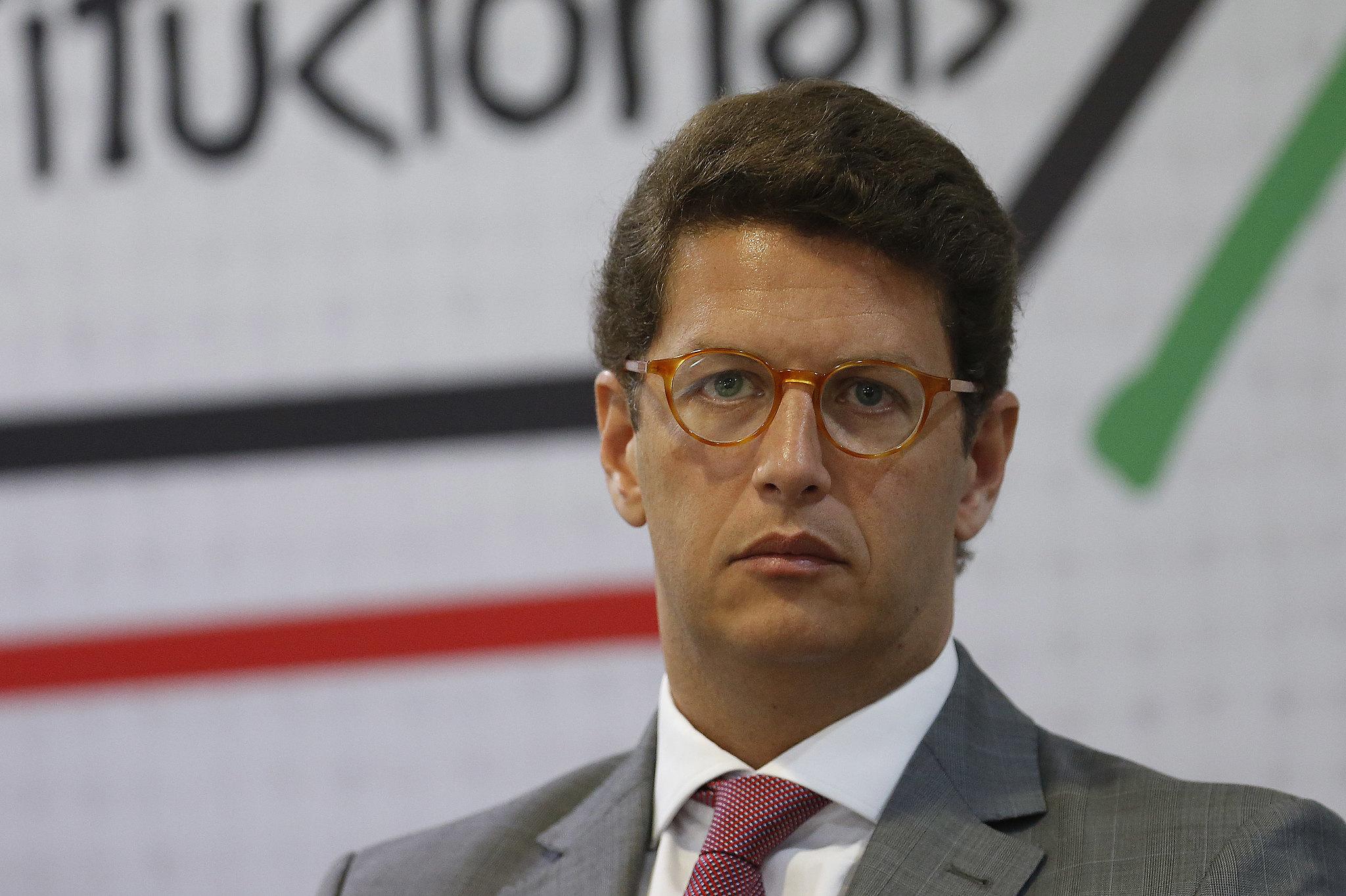 IMAGEM: Coordenador de Economia Verde do Ministério da Economia cai por pressão de Salles