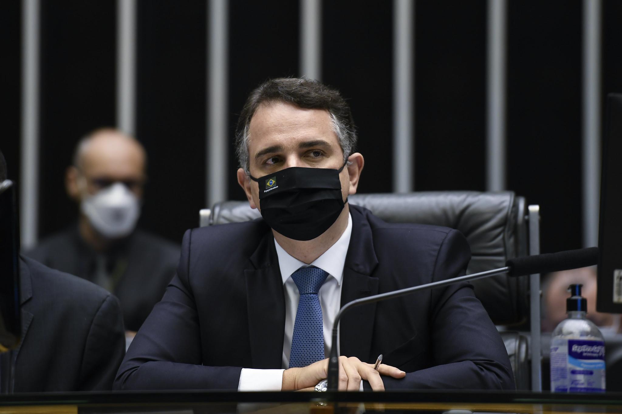 IMAGEM: Senado votará PEC da reforma eleitoral, mas tendência é rejeição, diz Pacheco