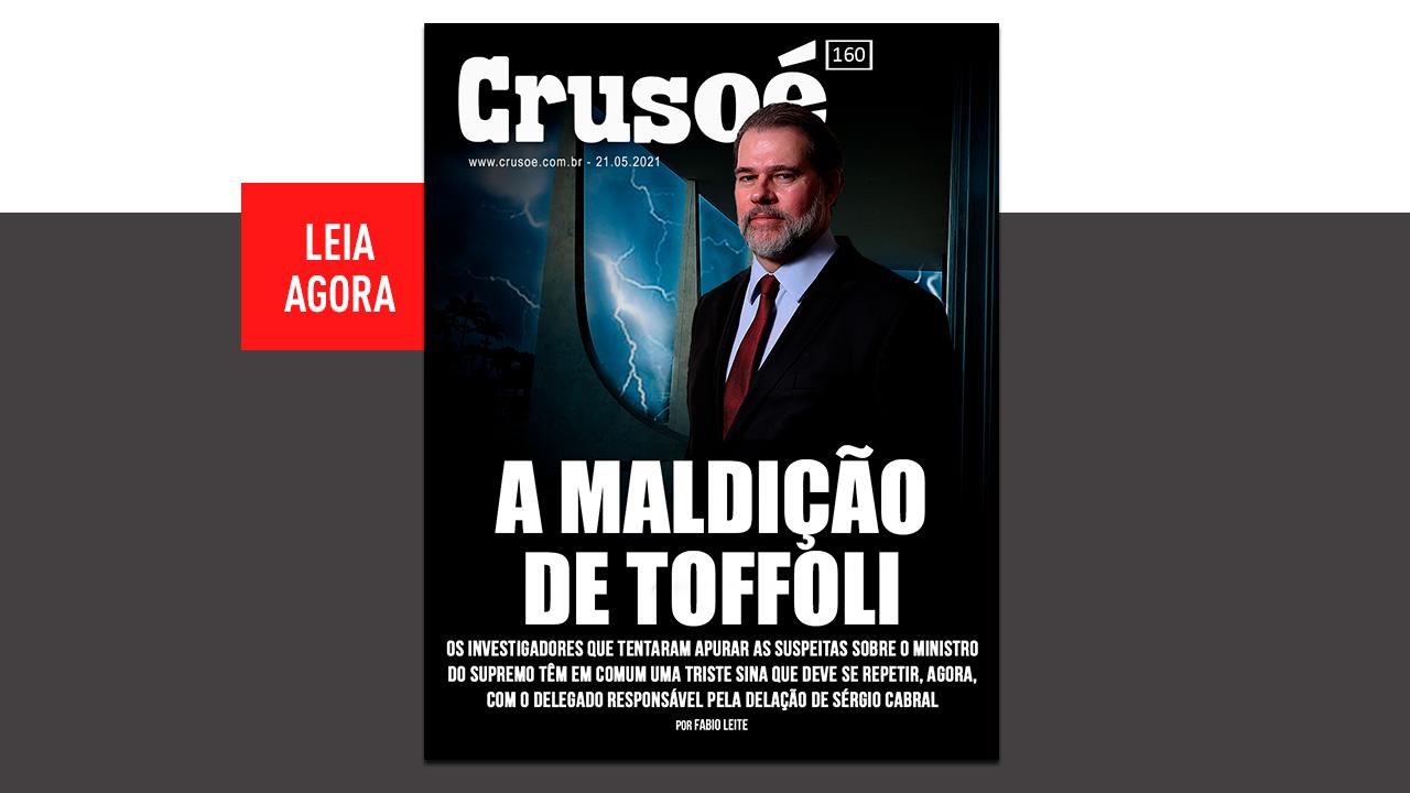 IMAGEM: Não ousem investigar Toffoli