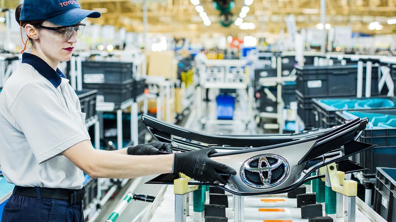 IMAGEM: Toyota aguarda reforma tributária para rever investimentos no Brasil