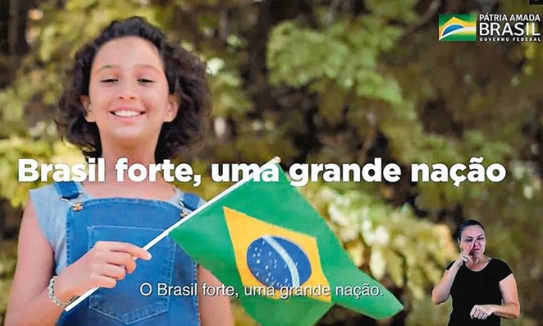 IMAGEM: Ministério das Comunicações suspende campanha sobre 'Brasil pós-pandemia'
