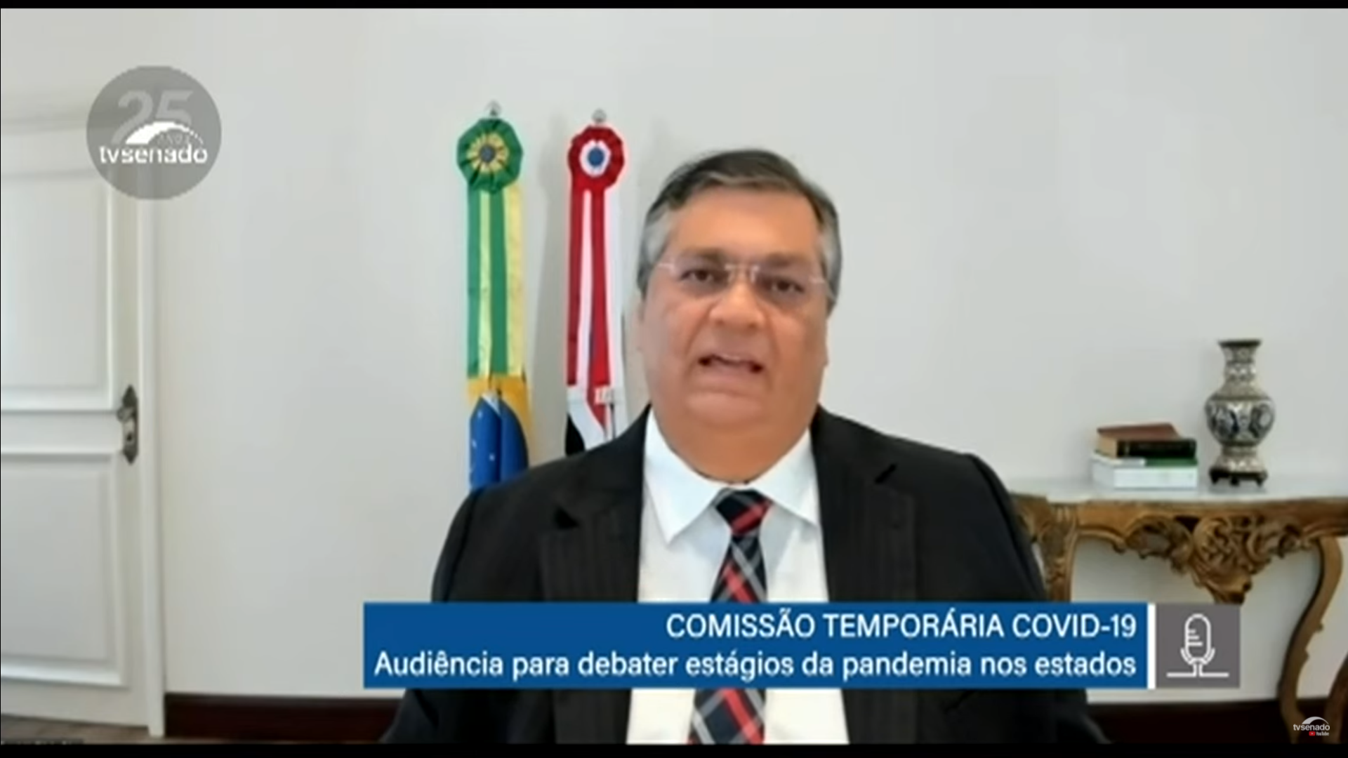 """IMAGEM: Flávio Dino: brigas com a China geram """"cadeia de má vontade contra o Brasil"""""""