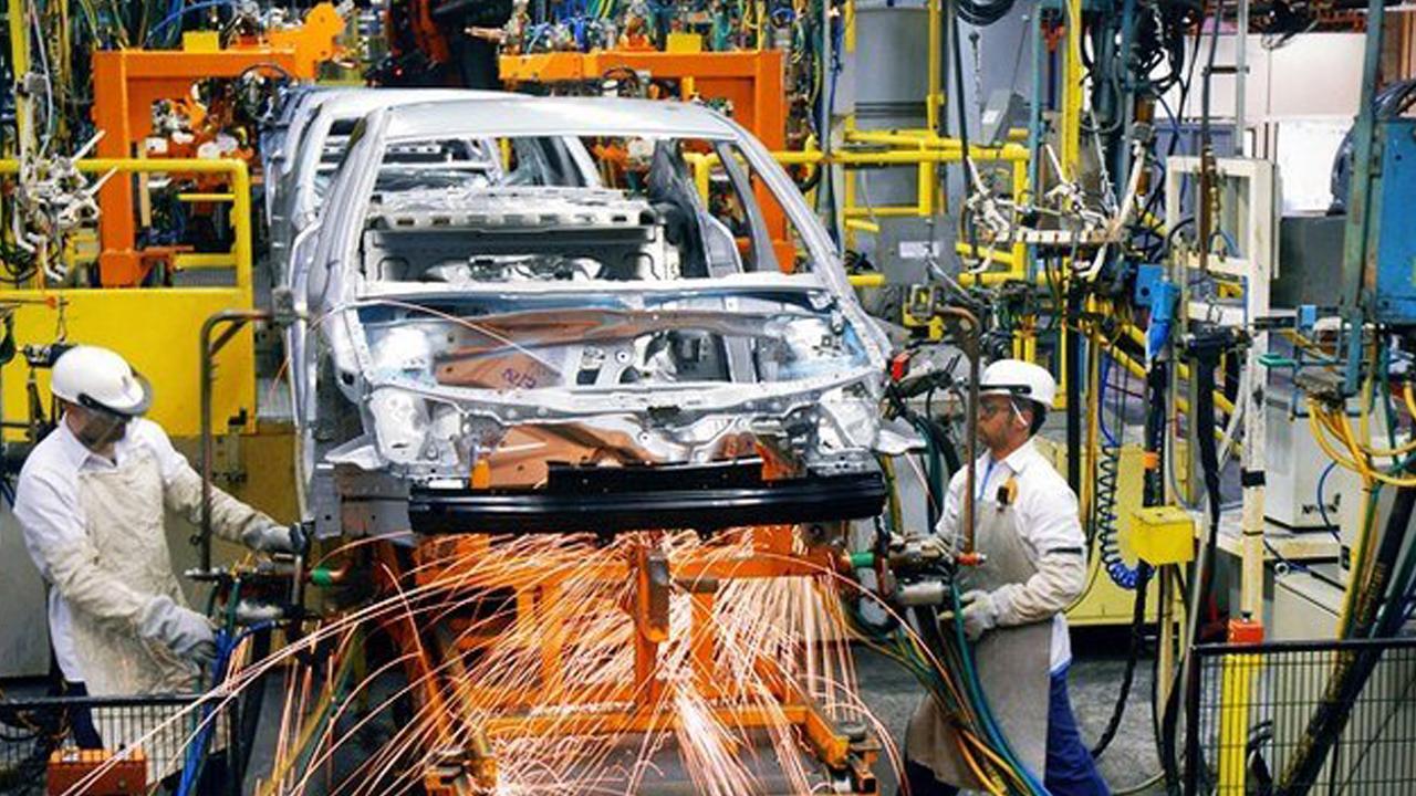 IMAGEM: Produção industrial cresce 1,4% em maio