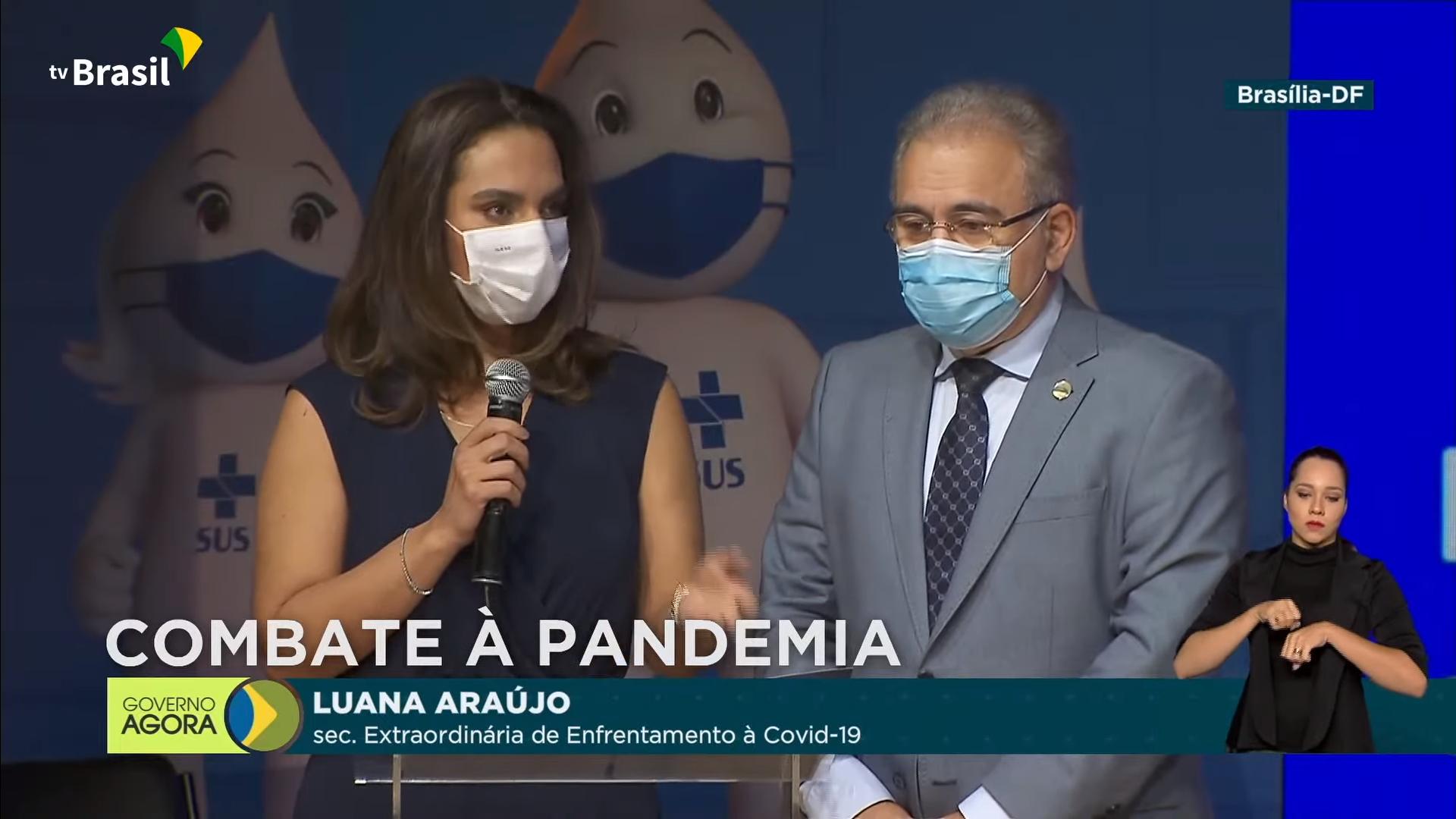 IMAGEM: Quem é Luana Araújo?
