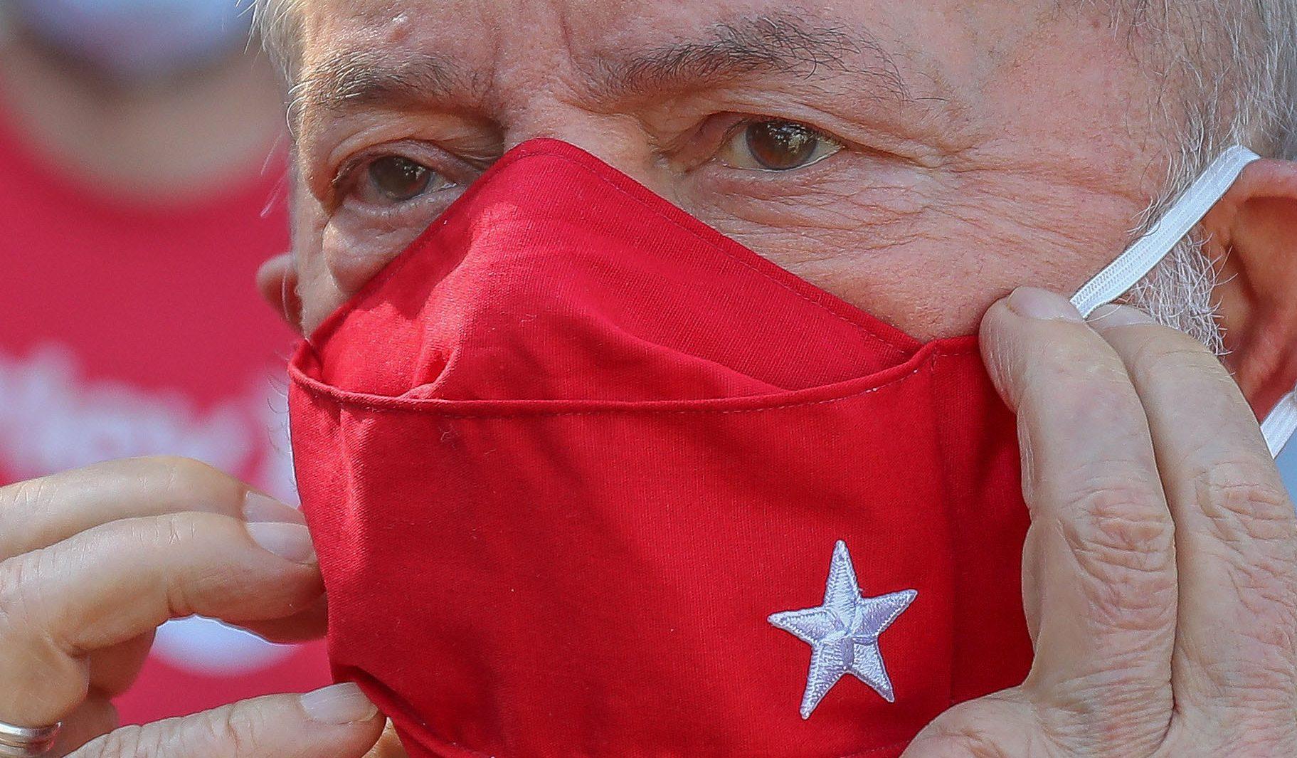 IMAGEM: Lula, o centrista
