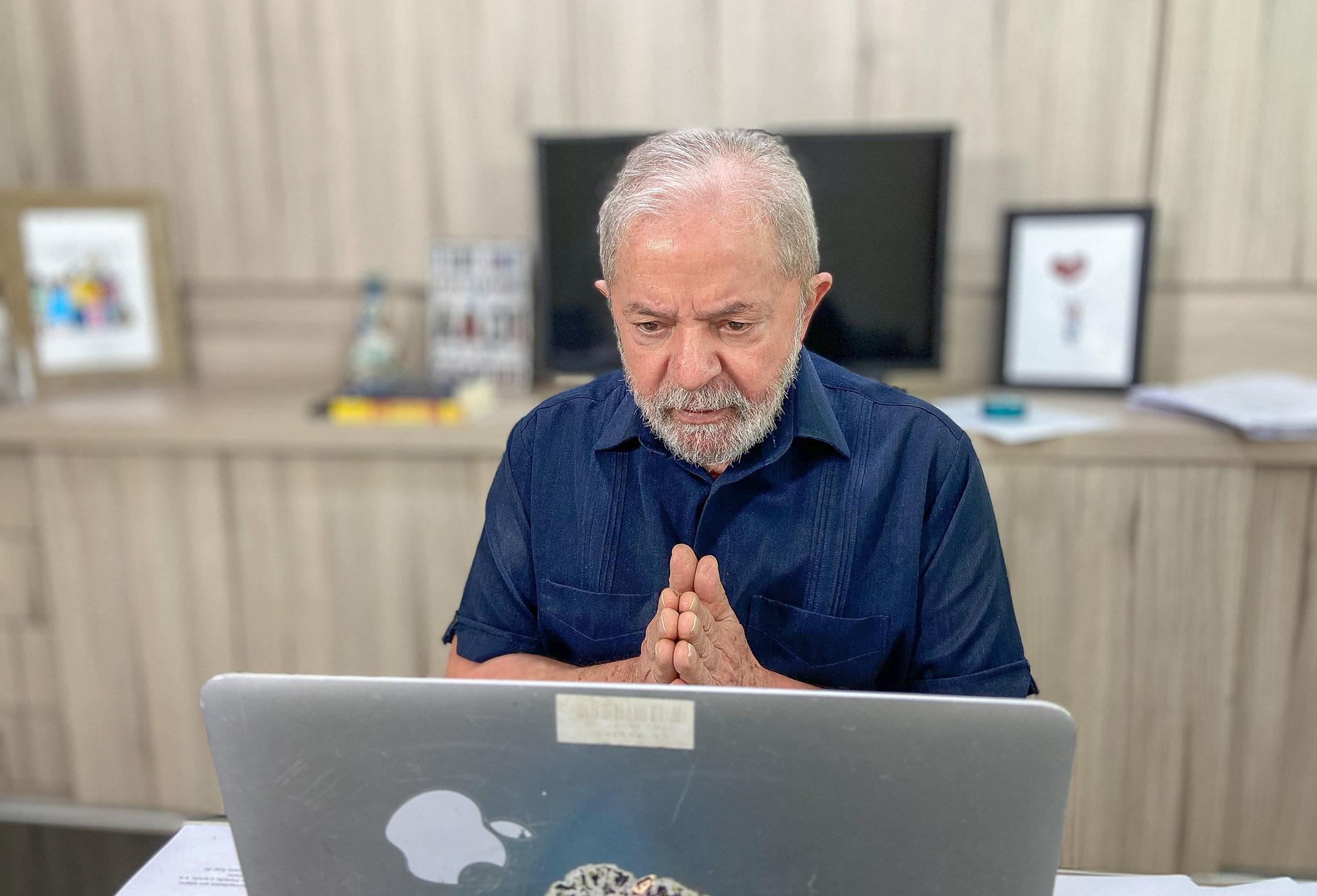 IMAGEM: Urgente: Justiça de Brasília absolve Lula na Operação Zelotes