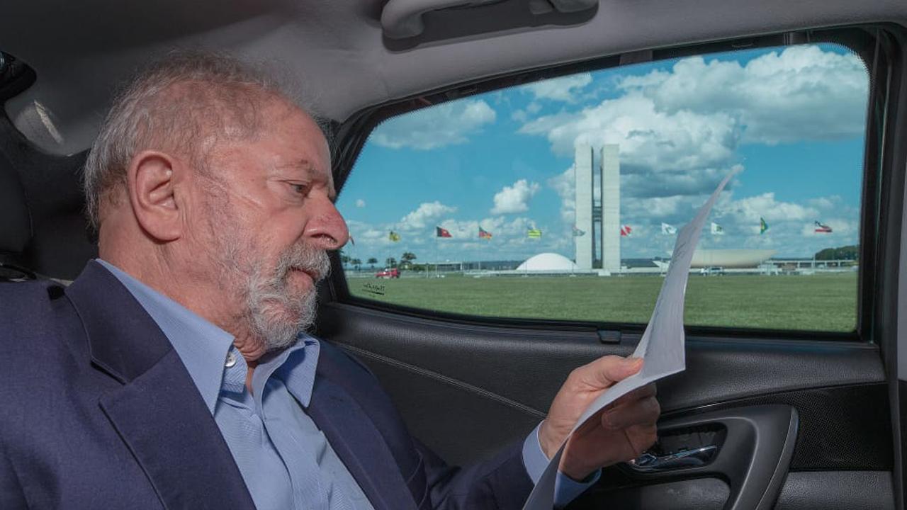 IMAGEM: Lula tenta nova ofensiva para desbloqueio de bens na Lava Jato