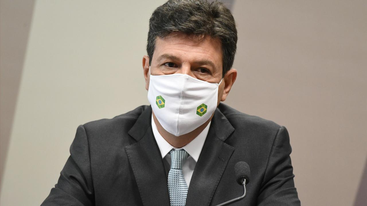 IMAGEM: 'Bolsonaro e Lula querem te convencer de que não existe terceira via', diz Mandetta