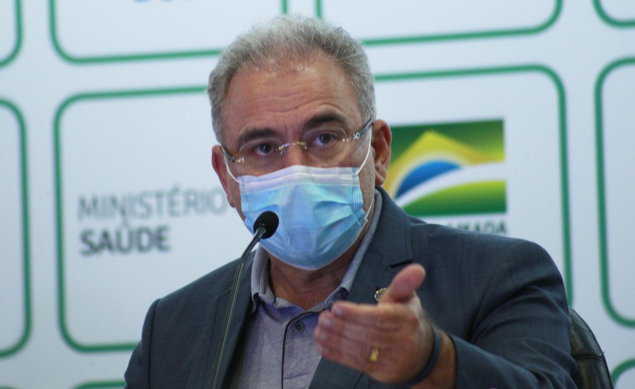 IMAGEM: CPI decide antecipar novo depoimento de Queiroga