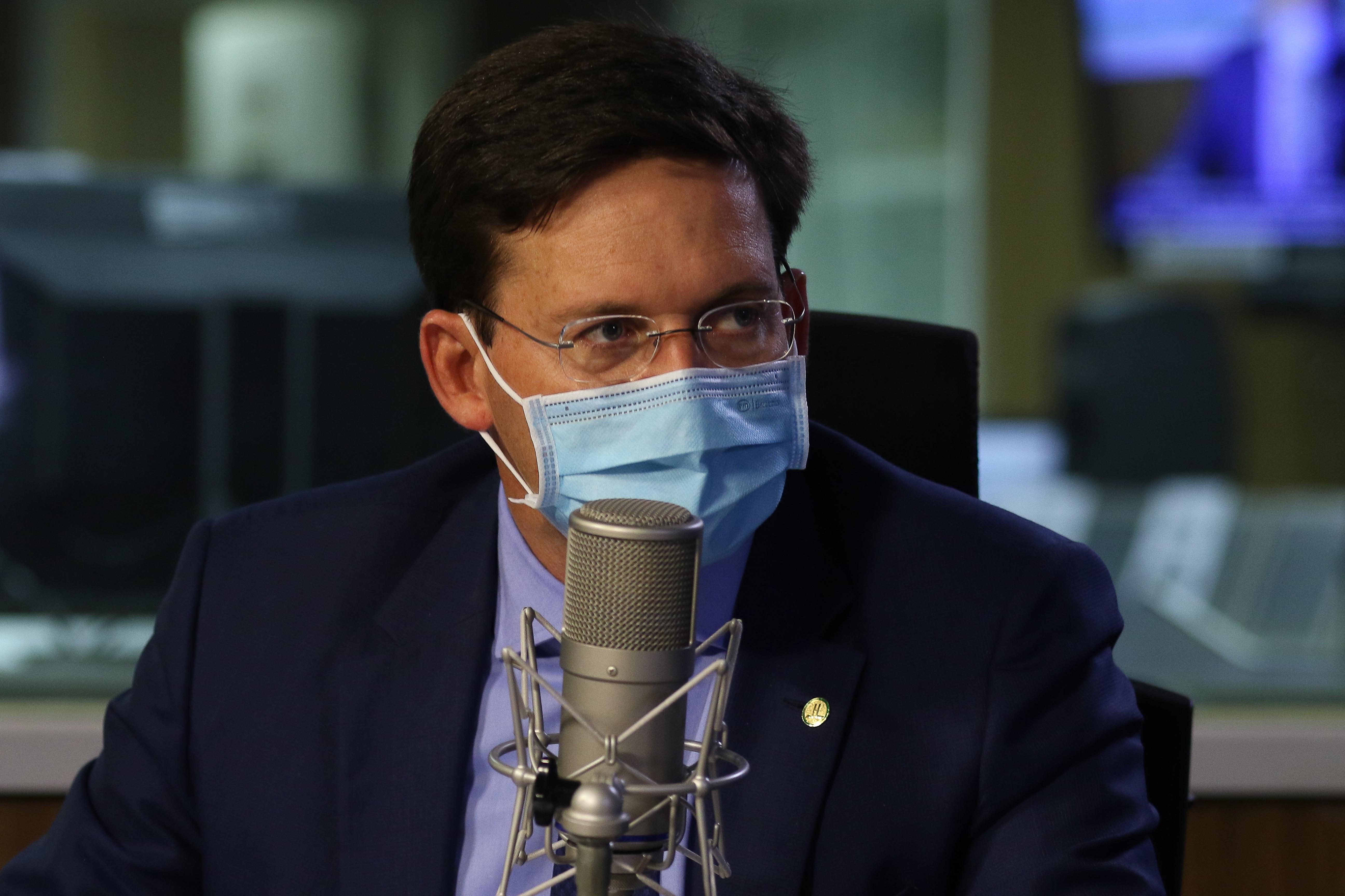 IMAGEM: João Roma vai à Câmara