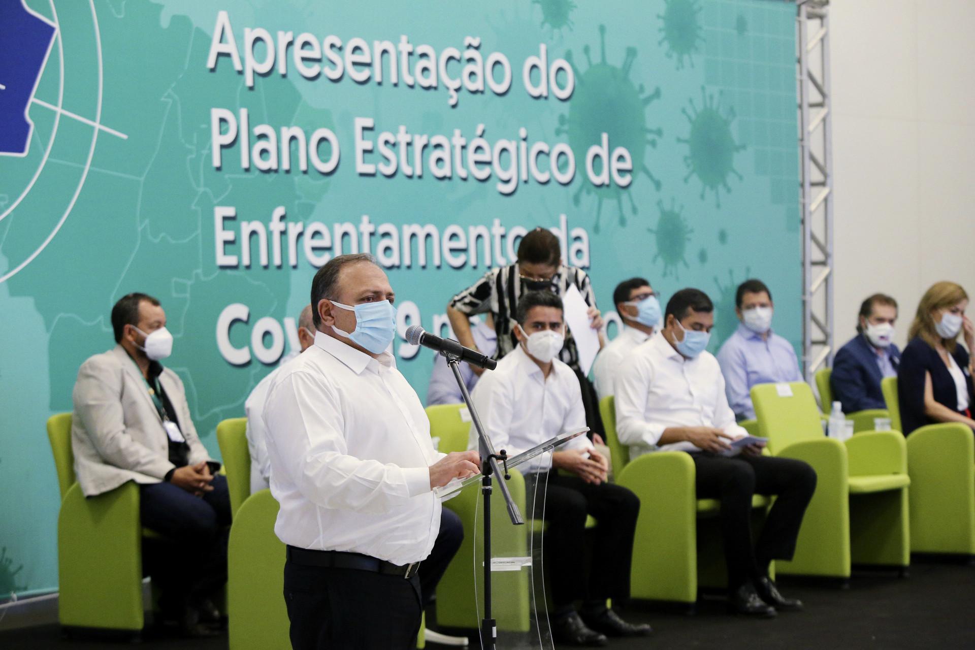 IMAGEM: O que Pazuello chamou de 'hackeamento' foi jornalismo