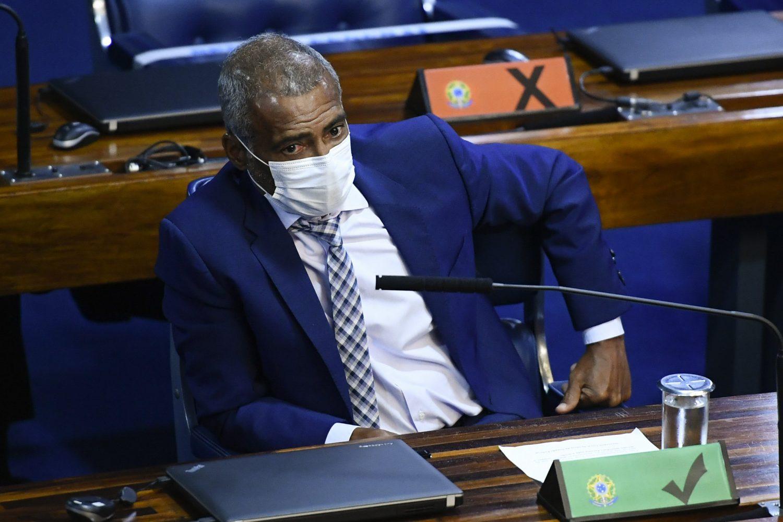 IMAGEM: Romário terá que pagar R$ 18 mil por chamar ex-presidente da CBF de 'ladrão'