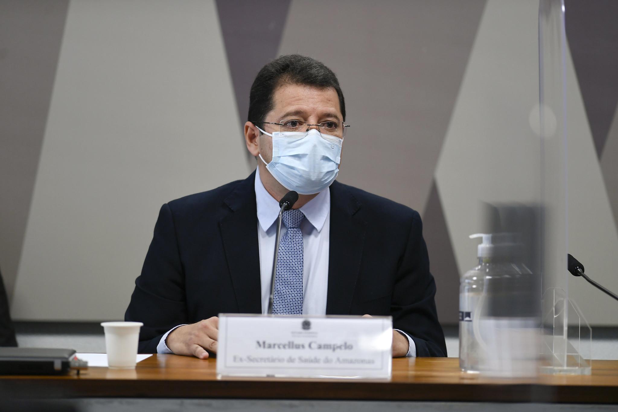 """IMAGEM: """"Faltou tudo. Só não faltou vergonha ao ministro da Saúde"""", diz Otto Alencar, sobre crise em Manaus"""