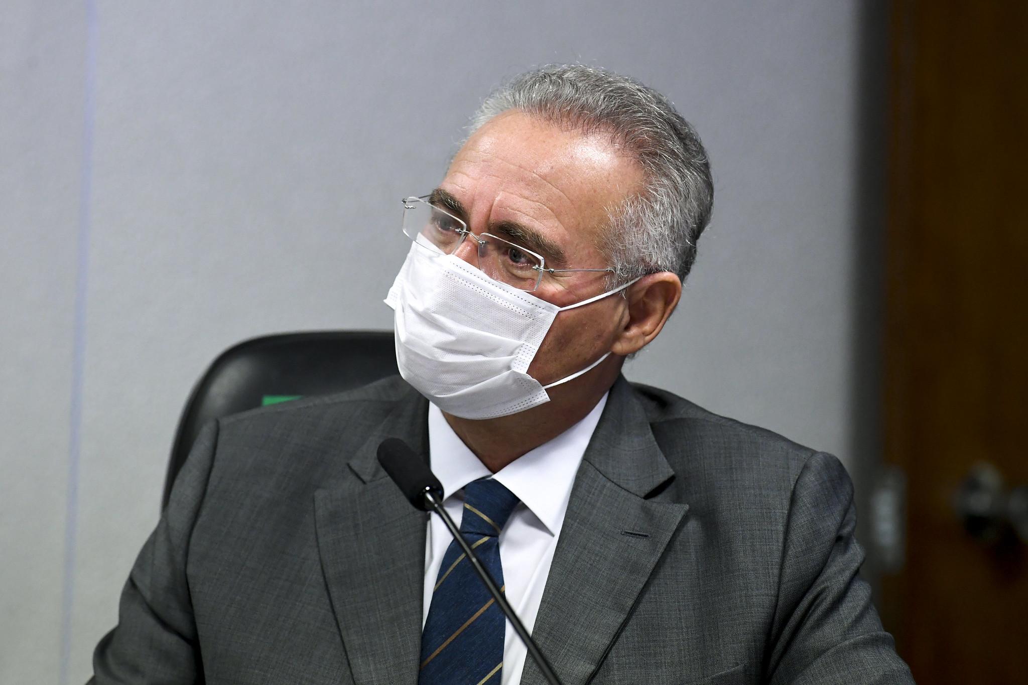 IMAGEM: PF investiga mais um suspeito de pagar Renan