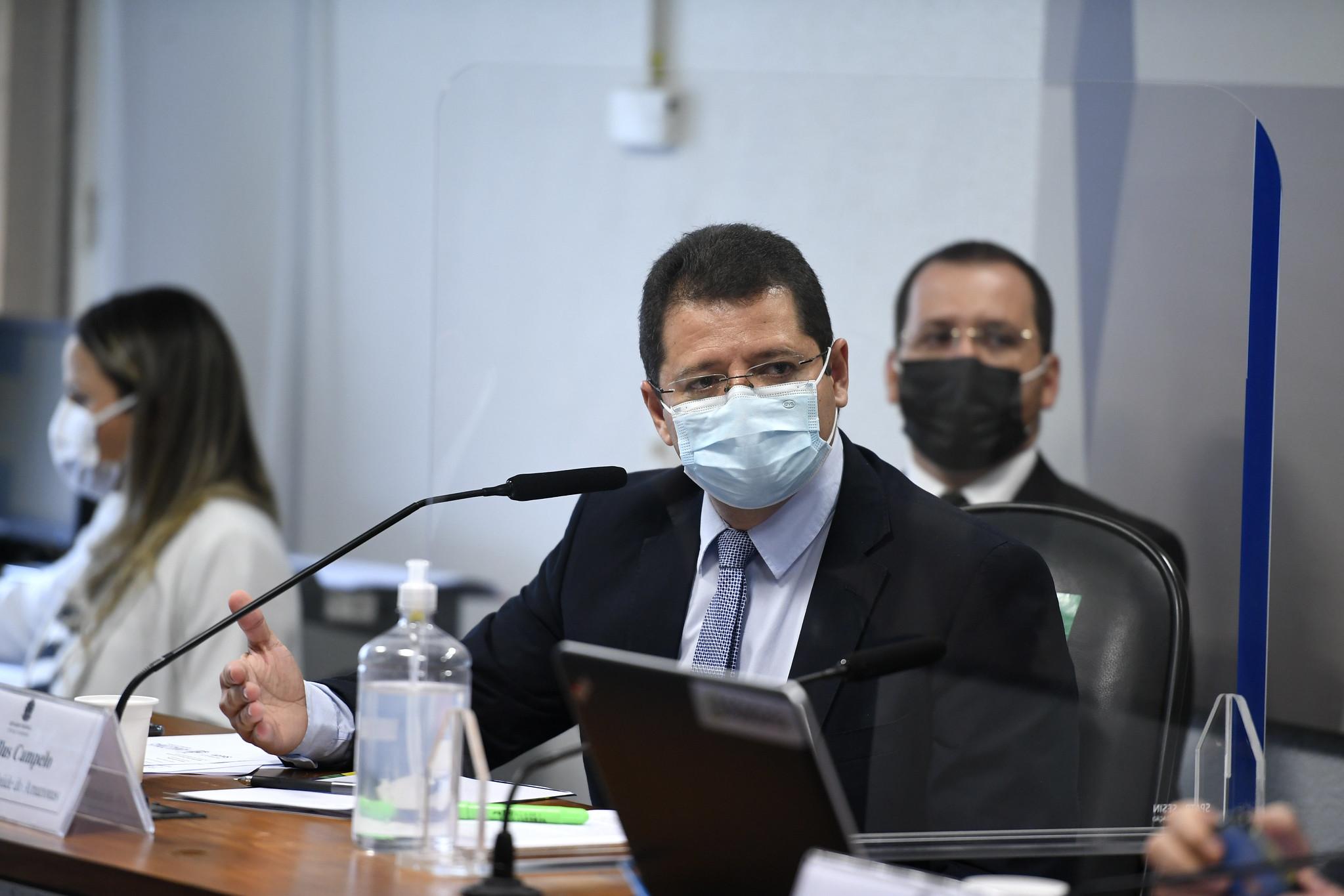 IMAGEM: Campêlo foi contra revogação de medidas restritivas em Manaus