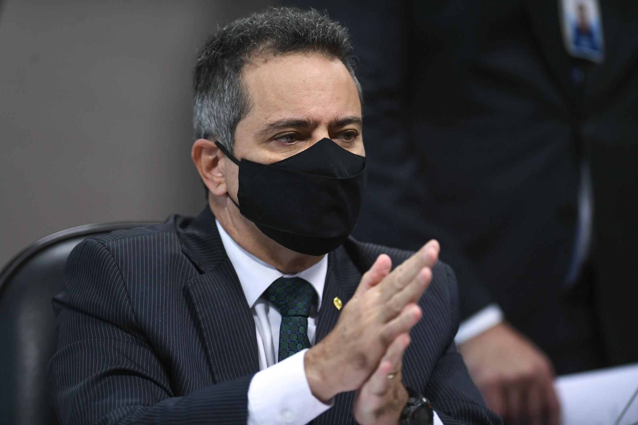 IMAGEM: Saiba tudo o que disse Elcio Franco na CPI