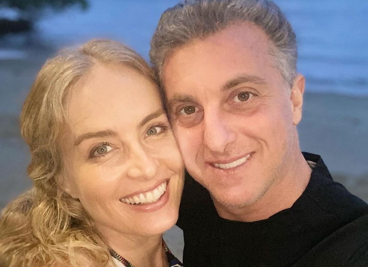 IMAGEM: Angélica diz que entrevista de Huck a Bial foi 'esclarecedora'