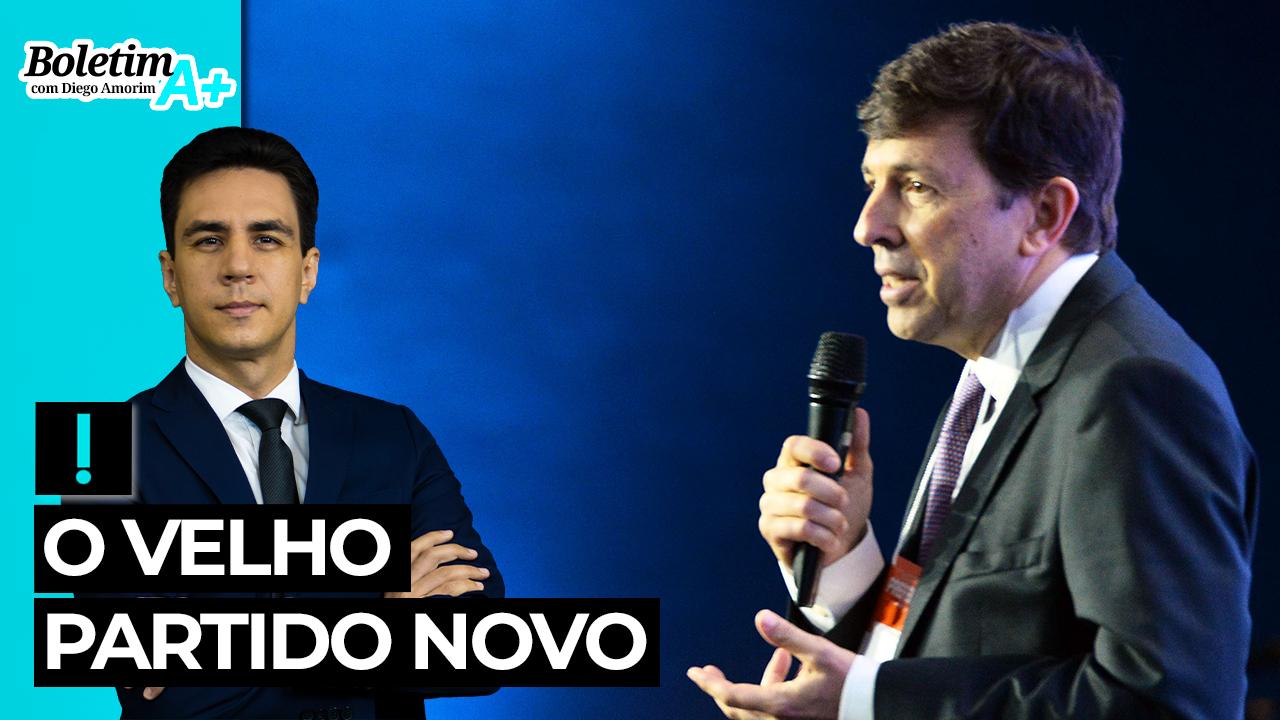 IMAGEM: Boletim A+: o velho partido Novo