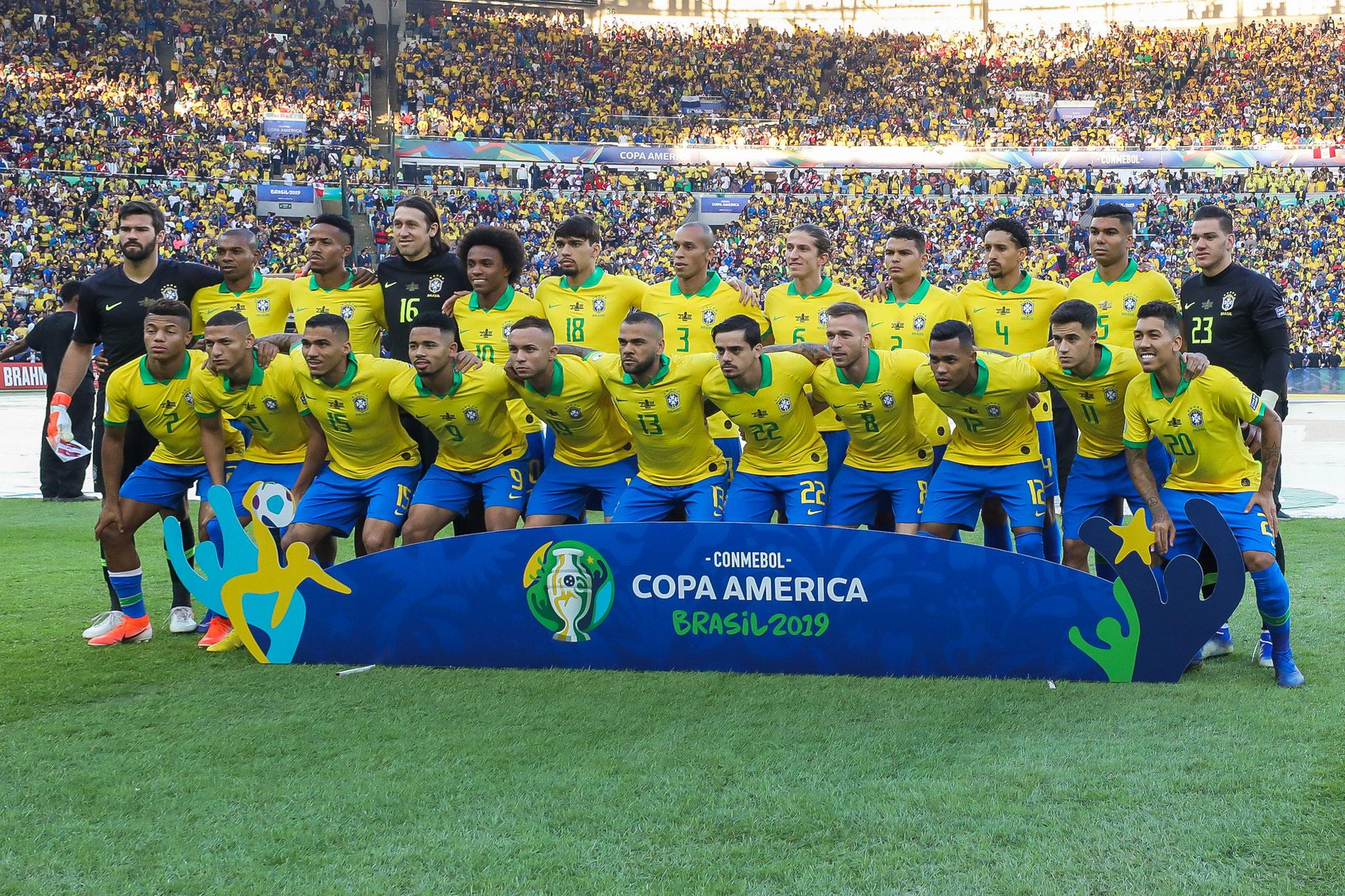 IMAGEM: Copa América no Brasil perde quarto anunciante
