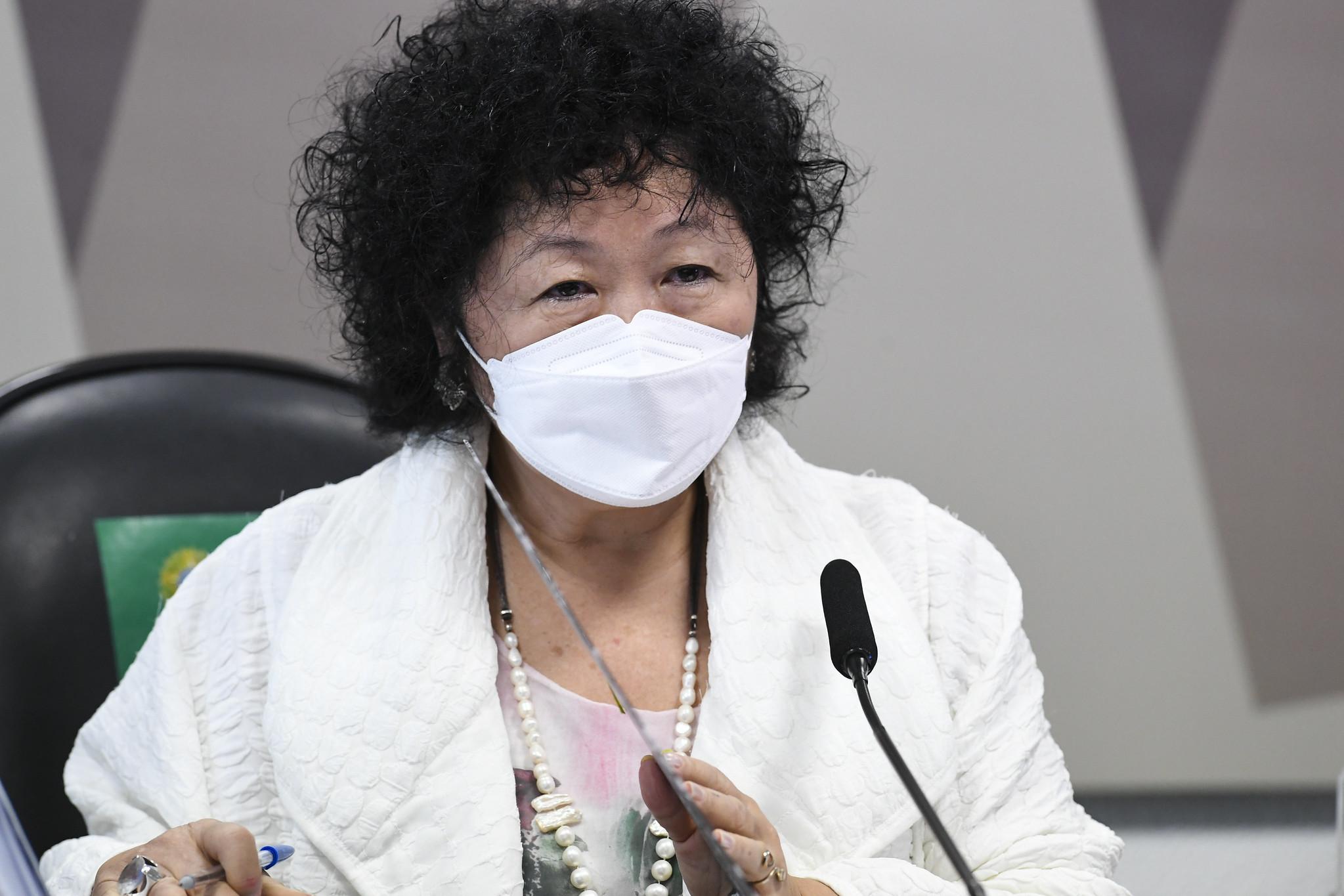 IMAGEM: CFM bolsonarista divulga moção de repúdio por 'respeito' na CPI da Covid