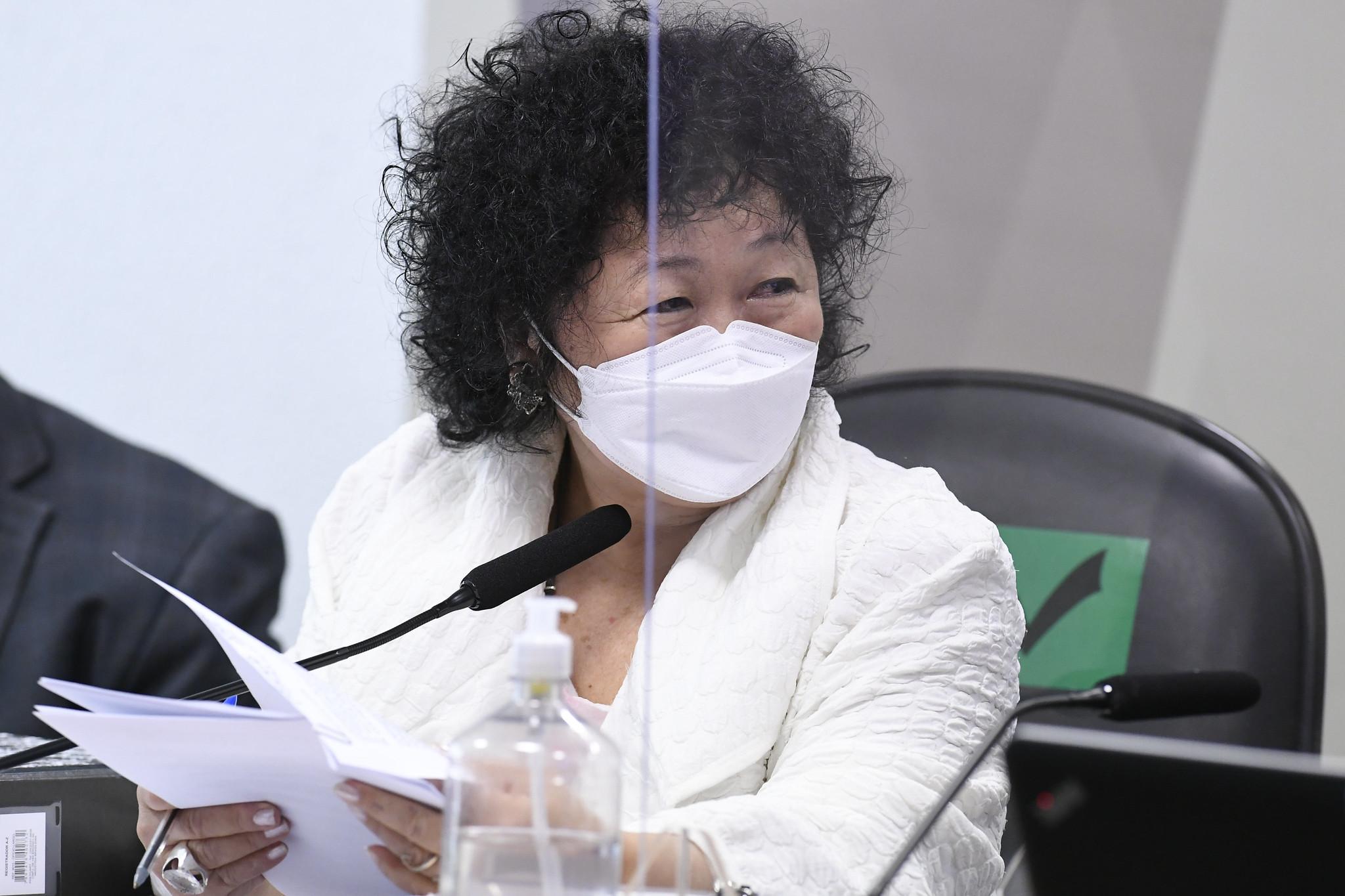 IMAGEM: Nise Yamaguchi processa Aziz e Otto Alencar por danos morais