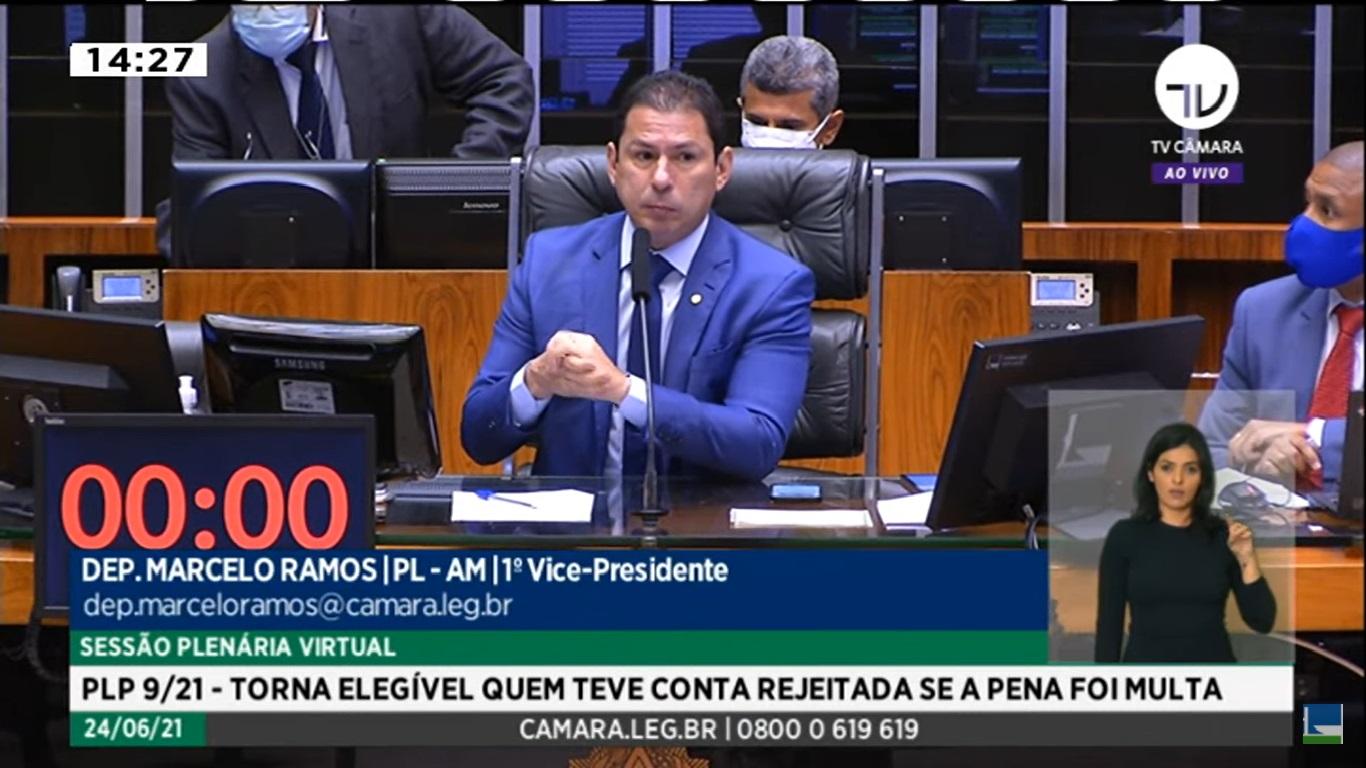IMAGEM: Urgente: Câmara aprova mais um golpe na Lei da Ficha Limpa