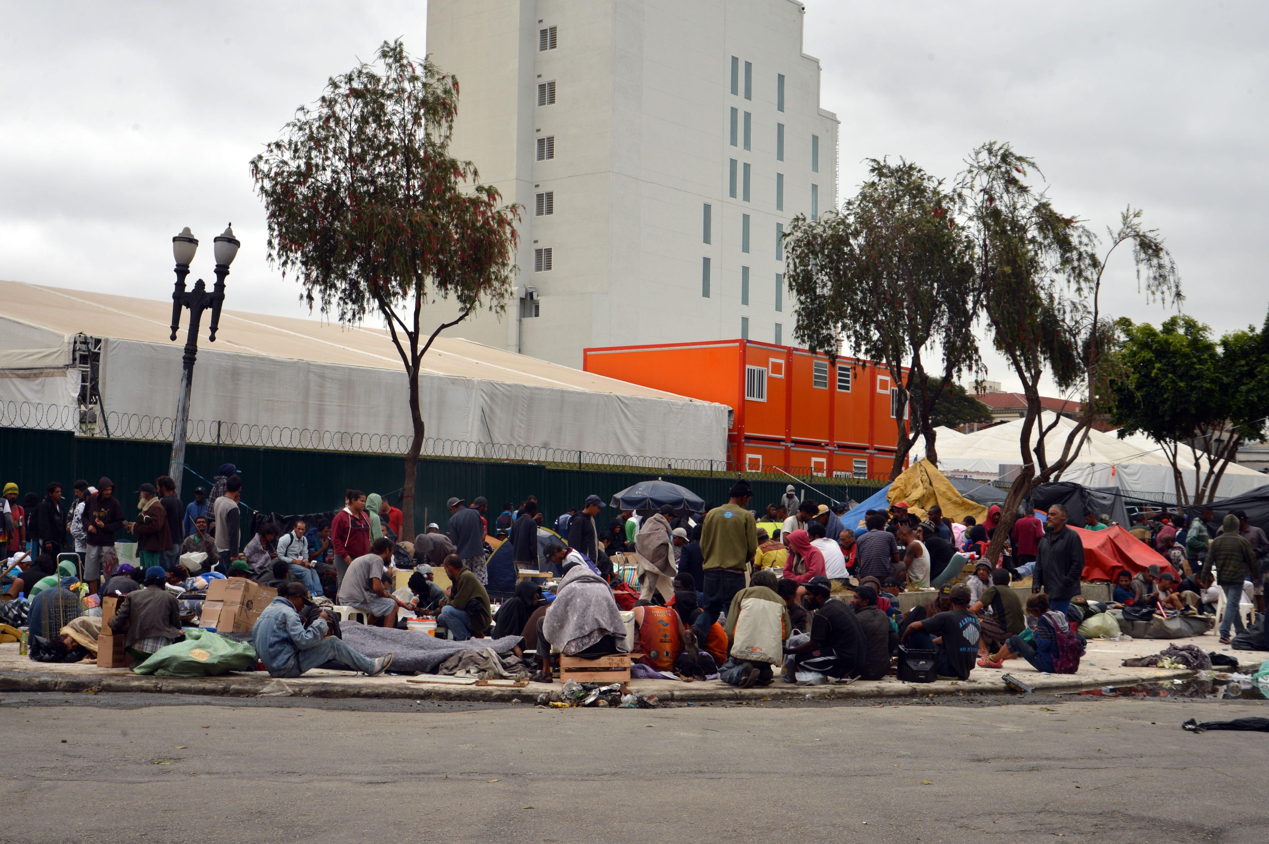 IMAGEM: PCC lucra mais com crack na cracolândia que com cocaína em bairro nobre de SP