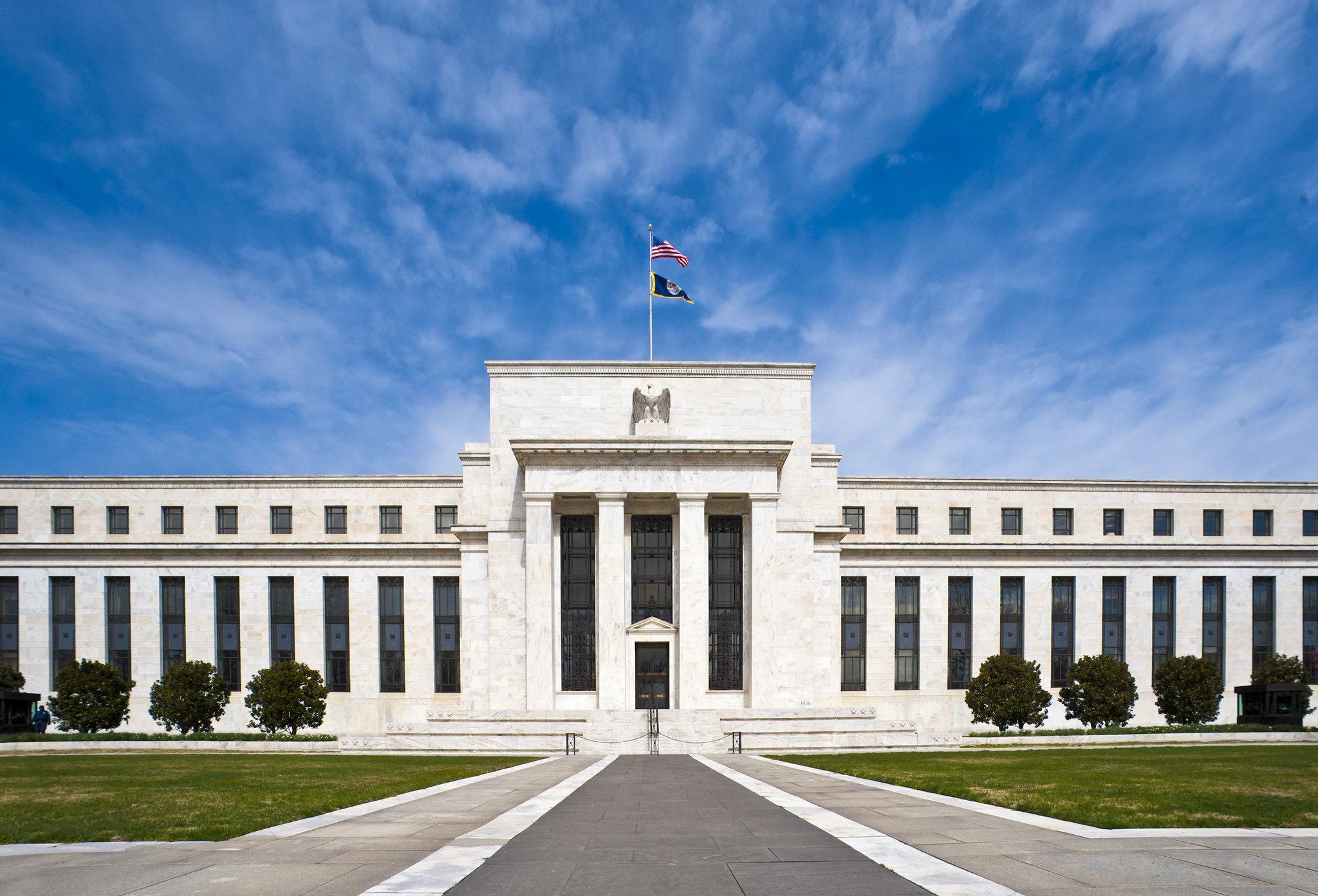 IMAGEM: BC dos EUA mantém juro perto de zero, mas sinaliza altas até fim de 2023