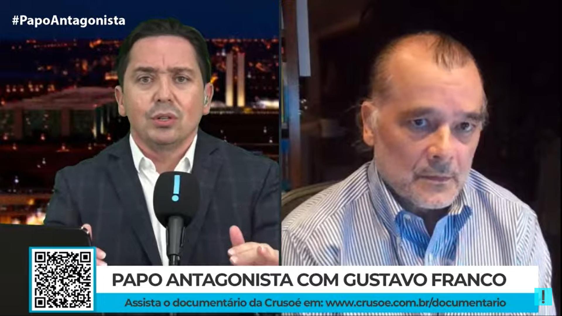 """IMAGEM: """"A reforma possível é quase um retrocesso"""", diz Gustavo Franco, sobre ações do governo"""