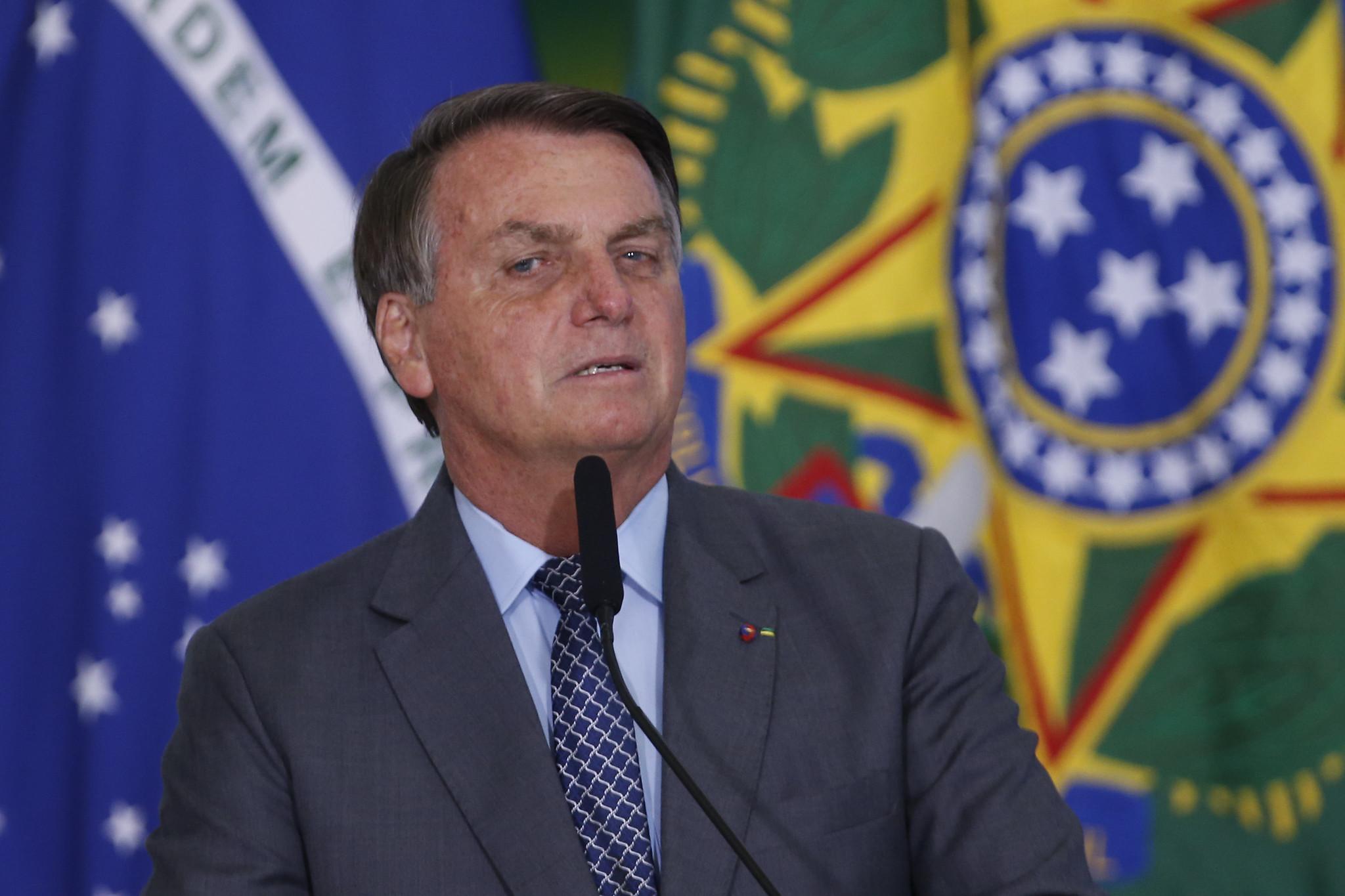 IMAGEM: Exclusivo: documento não oficial citado por Bolsonaro foi inserido no sistema do TCU no domingo