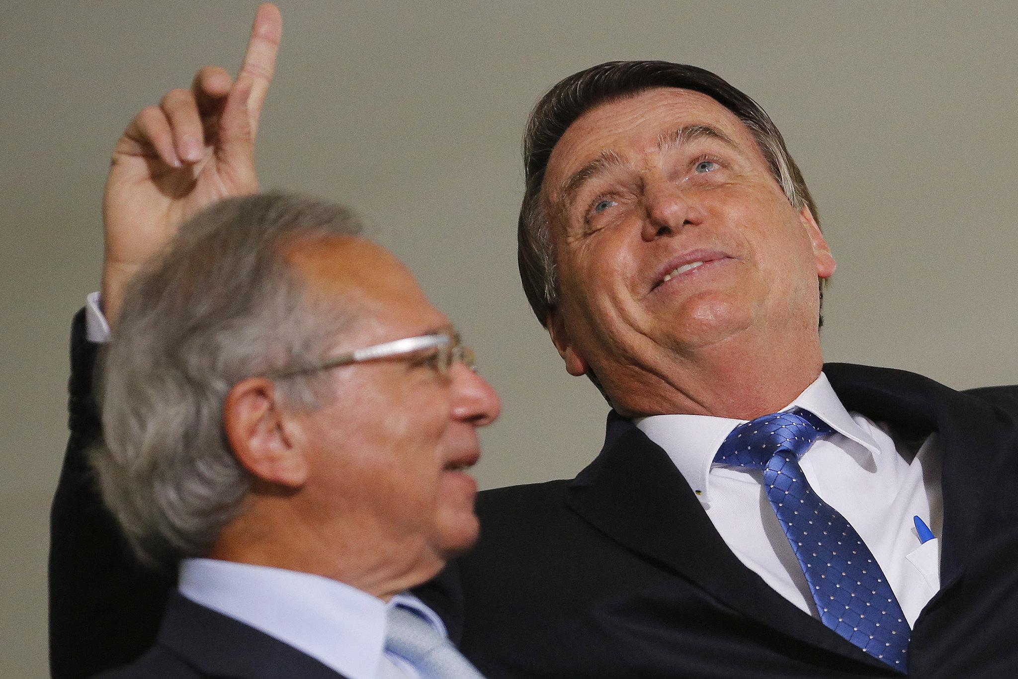 IMAGEM: O fracasso histórico de Bolsonaro