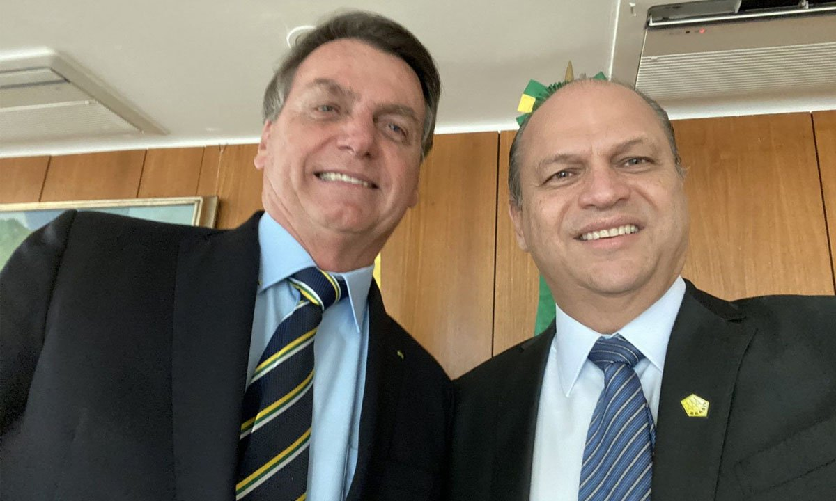 IMAGEM: A moral impõe o impeachment de Jair Bolsonaro