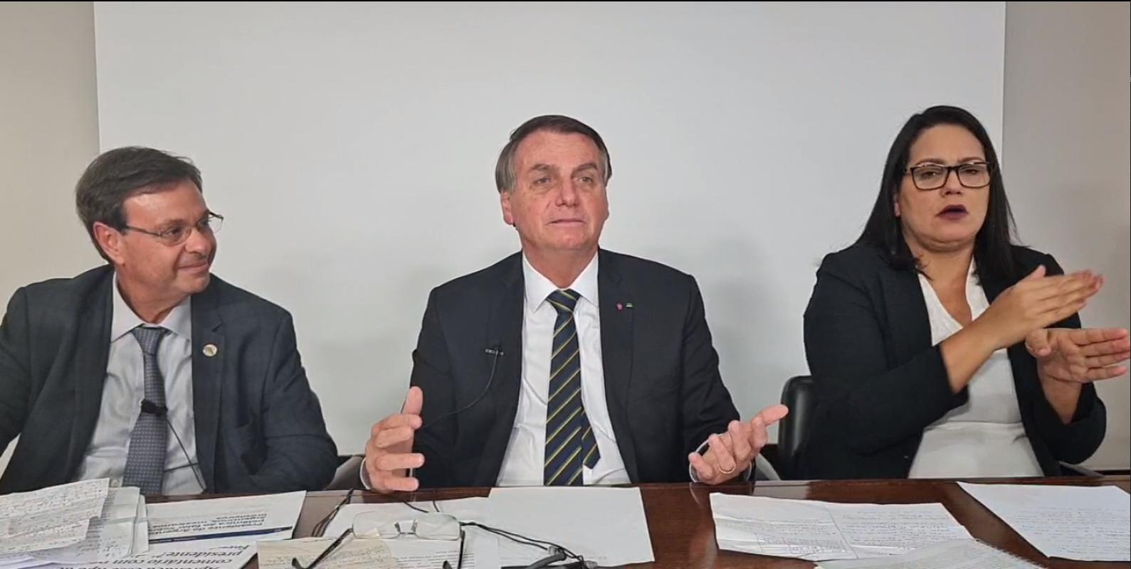 IMAGEM: Datafolha: rejeição de Bolsonaro nas urnas sobe e chega a 59%