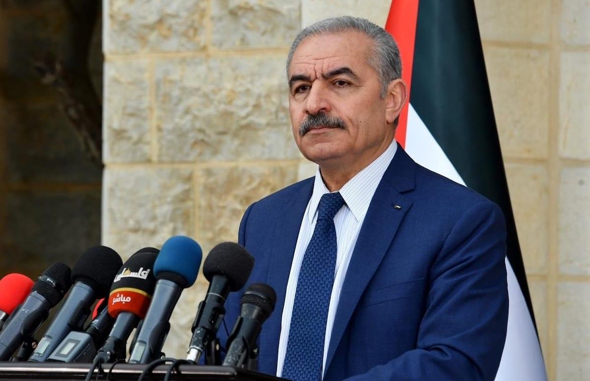 IMAGEM: Autoridade palestina comemora fim da 'era Bibi'