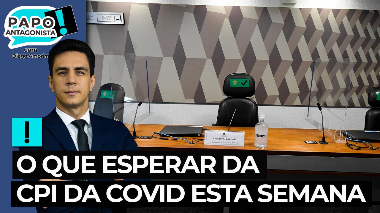 IMAGEM: CPI ouve na terça Osmar Terra, o guru negacionista de Bolsonaro