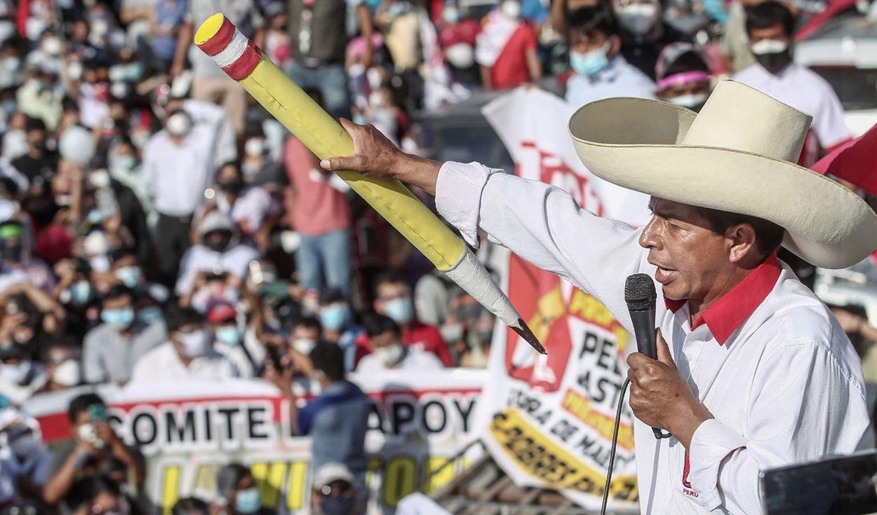 IMAGEM: Esquerdista vencedor de eleição no Peru faz aceno ao mercado