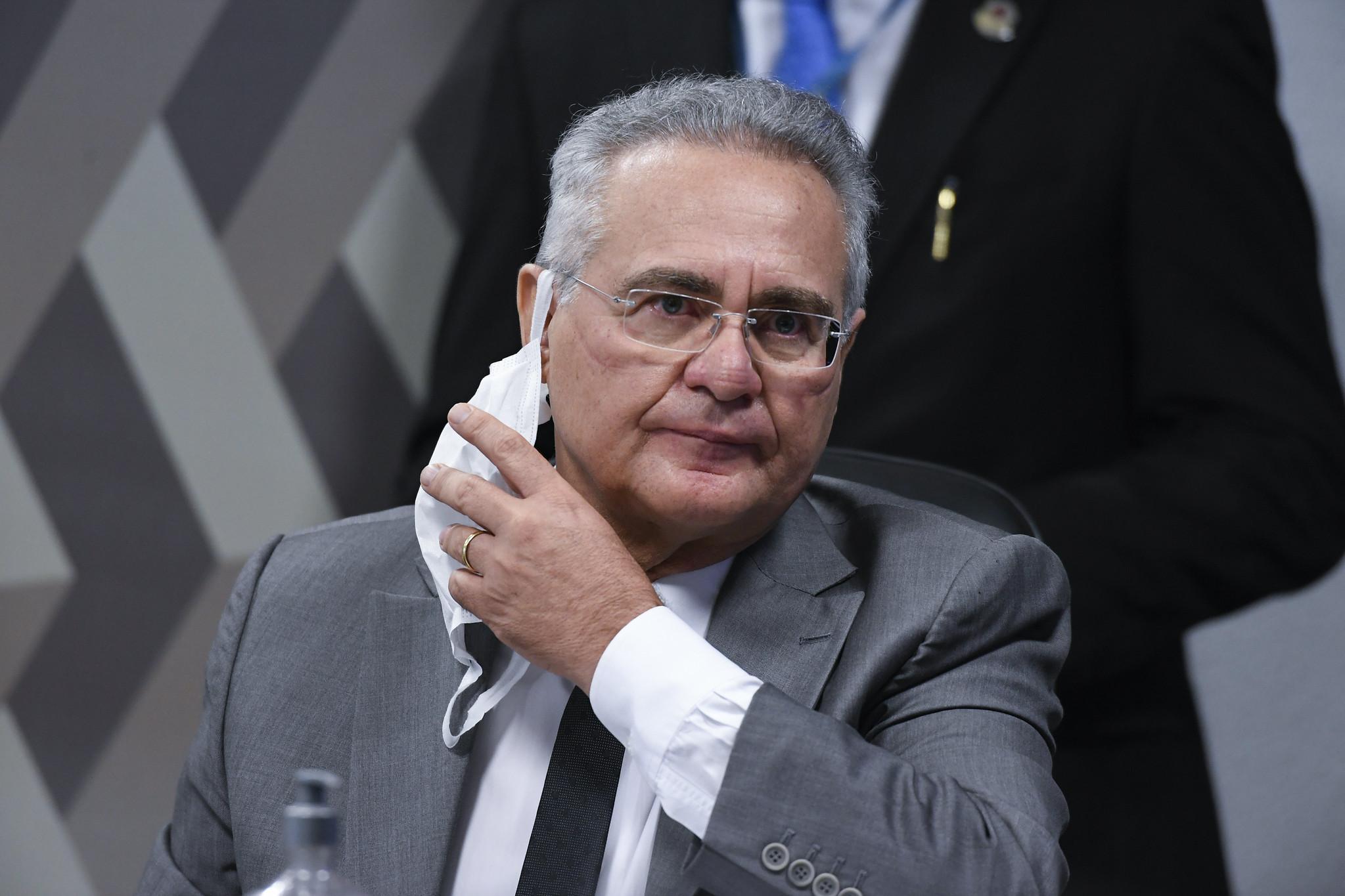 Nem Ciro consegue recomeçar um governo que apodreceu', diz Renan | O  Antagonista