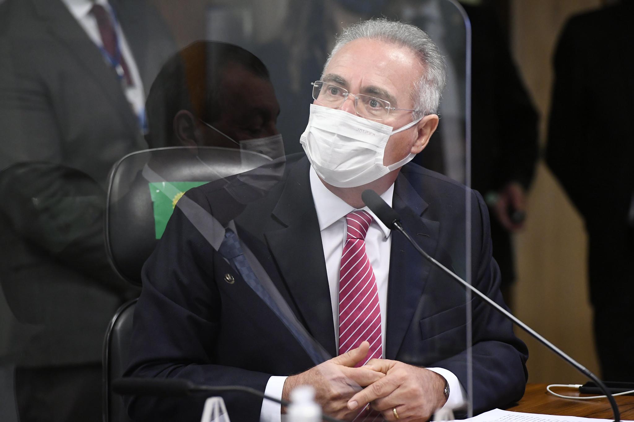 IMAGEM: PGR se manifesta contra indiciamento de Renan em caso envolvendo a Odebrecht